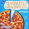 Minute microwave pepperoni pizza - Product