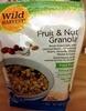 Fruit & Nut Granola - Product
