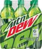 Mountain dew soda - Produit