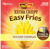 Easy fries golden crinkles extra crispy french fried potatoes - Product