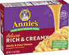 Deluxe rich & creamy shells & four cheese macaroni - Product