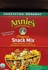 Annie's Organic Snack Mix - Product