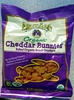 Annie'S Organic Cheddar Bunnies Baked Snack Crackers - Product