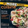 Shrimp alfredo frozen entree - Product