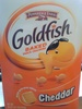 Goldfish Crackers, Cheddar - Producto