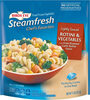 Steamfresh frozen rotini & vegetables with roasted garlic sauce - Product