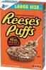 Puffs sweet & crunchy corn puffs - Producto