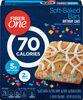 Snacks calorie birthday cake baked bar - Product