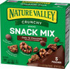 Oats 'n chocolate crunchy granola snack mix - Producto