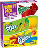 Fruit flavored variety snacks - Product