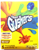 Gushers Strawberry Splash and Tropical Fruit 6 Count - Produkt