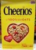 Cheerios Cereal - Producto