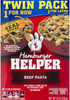 Betty crocker beef pasta and sauce mix - Product