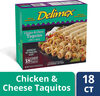 Chicken & Cheese Taquitos - Product