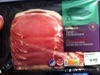 Applewood smoked and outdoor bred British bacon rashers - Product