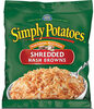 Shredded hash browns - Product