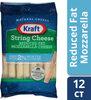 String cheese - Produit