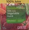 Vegetable juice - Product