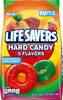Life savers hard candy 5 flavors - Produit