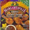 Margaritaville calypso coconut shrimp - Prodotto