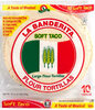 Soft taco flour tortillas - Producto