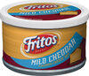 Mild cheddar flavored dip - Product