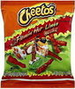 Crunchy cheese flavored snacks - Product