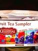 Fruit tea sampler - Produit