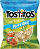 Party size! hint of lime flavored tortilla chips - Product