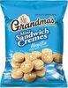 Grandma's mini sandwich cremes cookies - Product