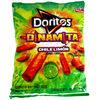 Dinamita rolled tortilla chips - Product