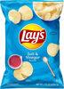 Potato chips salt & vinegar - Product