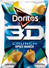 3D crunch spicy ranch - Product