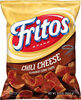 Flavored corn chips - Product