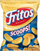 Scoops Corn chips - Product