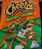 Cheetos Cheddar Jalapeno Crunchy - Product