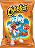 Paws cheese flavored snacks - Product