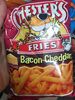 Chester's Fries Bacon Cheddar Chips - Product