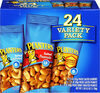 Variety packs salted cashews - Product
