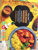 Sainsbury Chicken Madras with pilau rice meal for 1 - Product