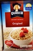 Quaker Original Instant Oatmeal (12 - 0.98 Ounce) 11.8 Ounces 12 Count Paper Packets - Product