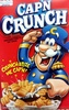 Cap'n Crunch Sweetened Corn & Oat Cereal 20 Ounce Paper Box - Product