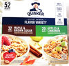 Instant Oatmeal Flavor Variety - Product