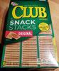 Snack stacks crackers - Produit