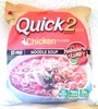 Noodle soup, chicken - Product