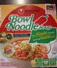 Bowl noodle soup, spicy kimchi - Producto