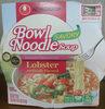 Savory bowl noodle soup, lobster - Product