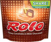 Rolo chewy caramels in milk chocolate - Product
