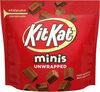 Mini chocolate candy - Product