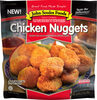 Fully Cooked Nugget Shaped Chicken Breast Patty - Producto